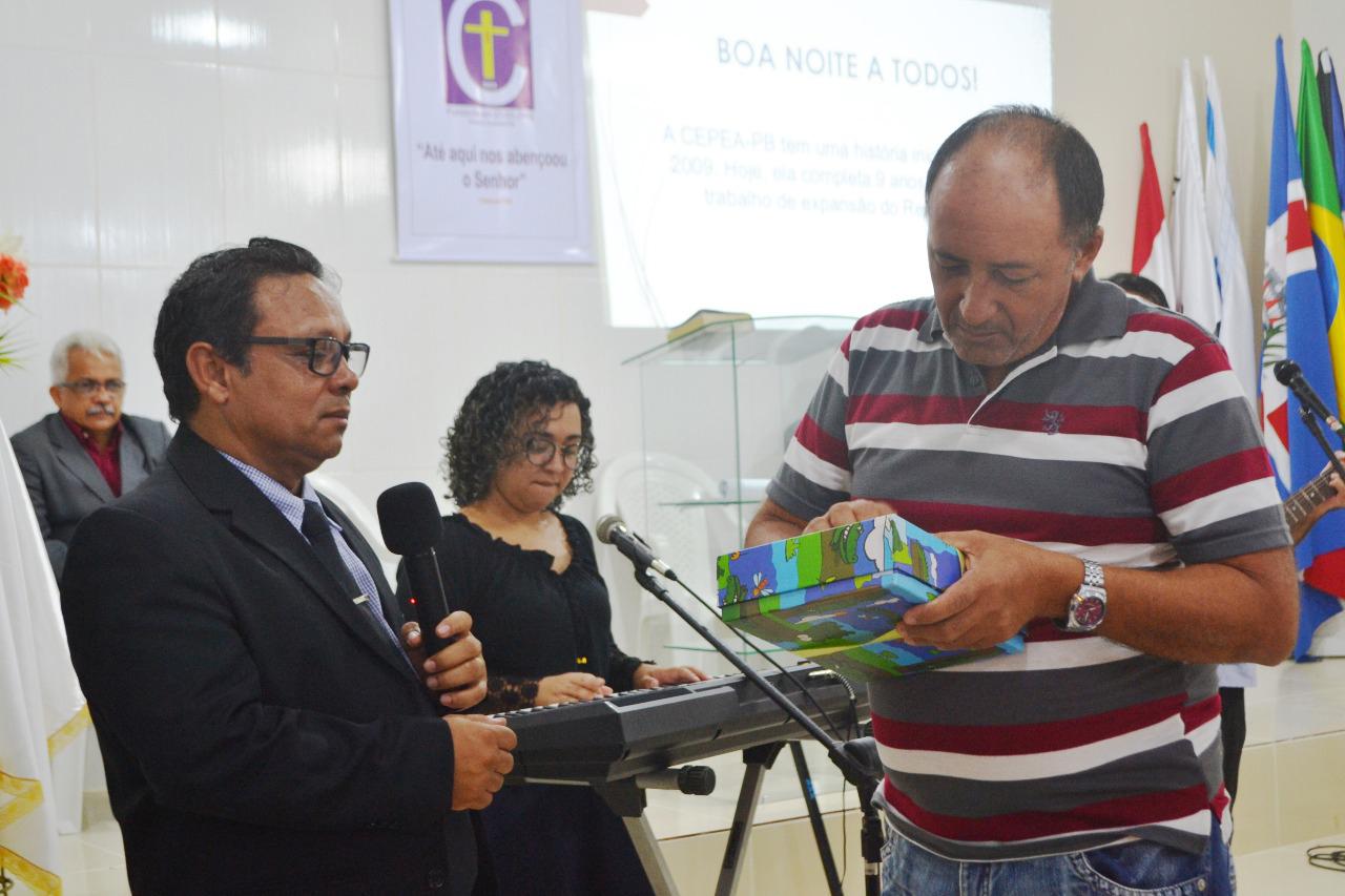 Direção da CEPEA agradece as equipes que organizaram festividades