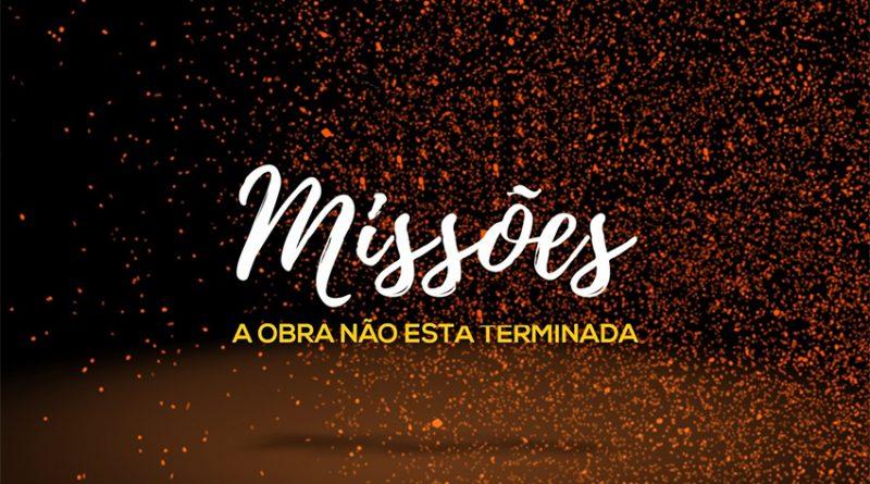 CEPEA programa culto de missões para o dia 29 de julho