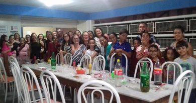 CEPEA comemora aniversário da irmã Nadir Sobral