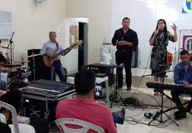 CEPEA – 10 ANOS! Pastor Roberto Silva e a banda Oásis abrem as festividades