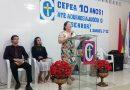 """Profª fala sobre """"Ação de Graças"""" no segundo dia dos dez anos da CEPEA"""